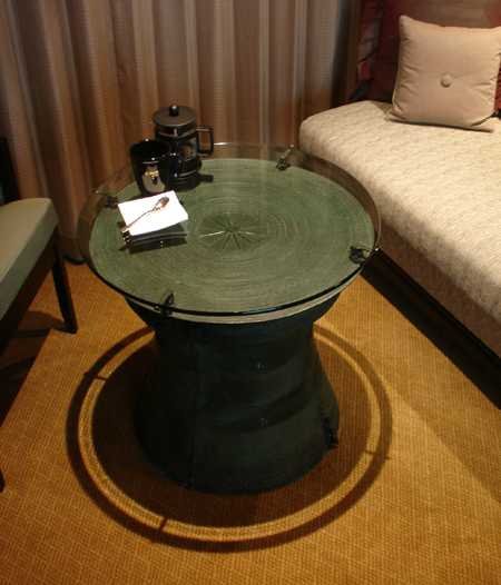 Dongson Drum Table